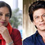 शबाना बोली इस्लाम इतना कमजोर नहीं की भारतीय परंपरा से खतरा हो, टीका लगाने पर SRK हुए थे ट्रोल
