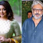 भंसाली के साथ फिल्म में काम करना चाहती हैं तनुश्री, लेकिन 'स्वाभिमान है कि मानता नहीं'