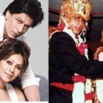 SRK बर्थडे: शादी में पहना था उधार का सूट, पहली नजर में ही गौरी को दिल दे बैठे थे किंग खान..