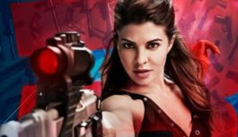 Race 3 Jacqueline Fernandez's first look: Salman Khan says she's all about raw power. See pic