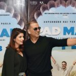 Akshay Kumar posts sweet photo of wife Twinkle Khanna from a vacation. Check it out