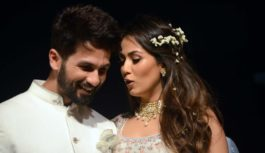 Mira Rajput once kicked Shahid Kapoor out of their home and he had to spend several nights in a hotel