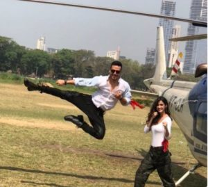 Baaghi-2 creates a new history, it;s Tiger 1st Blockbuster film