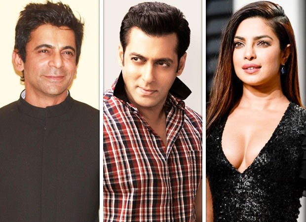 Sunil grover be part of salman khan Bharat, playing his friend role