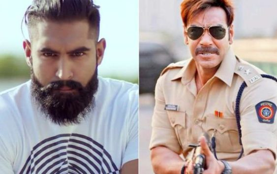 Punjabi singer parmish verma played a lead role in ajay devgan film