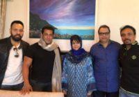 सीएम महबूबा मुफ़्ती से की सलमान ने मुलाक़ात, रेस-3 की शूटिंग के लिए पहुंचे हैं कश्मीर
