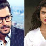 सलमान खान ने प्रियंका का बॉलीवुड कमबैक पर किया तंज, देसी गर्ल ने दिया जवाब तो हुआ कुछ यूं…