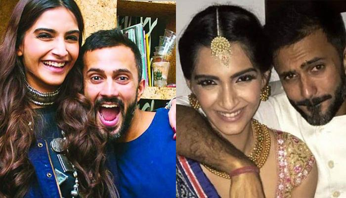 Sonam father anil kapoor give a funniest reaction on her wedding rumours