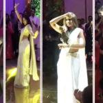 """VIDEO: जब शादी में """"प्रेम रतन धन पायो"""" पर किया सोनम ने डांस, सैफ की बेटी सारा समेत जया बच्चन भी आई नजर"""