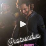 VIDEO: कलंक के सेट पर केक काटकर वरुण धवन ने सेलिब्रेट किया जन्मदिन, देखें खूबसूरत वीडियो…