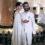 SONAMSANGEET: सोनम कपूर ने दिया पति आनंद आहूजा के साथ पोज, गोल्डन अटायर में लग रही क्वीन