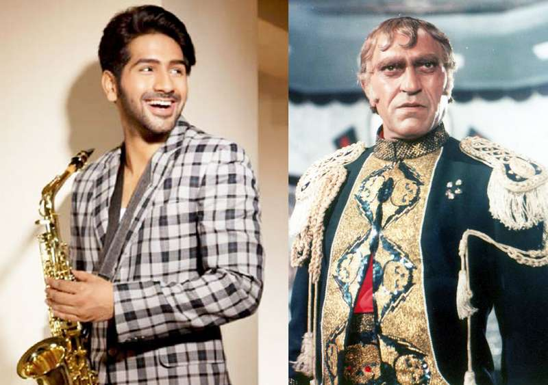 amrish puri grandson on nepotism