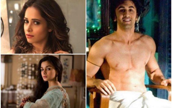 nushrat want to see ranbir in towel