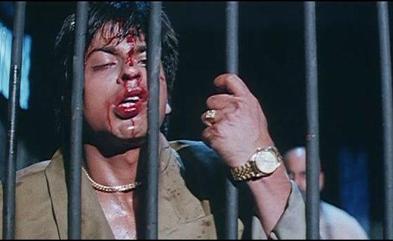 shahrukh khan jail moment