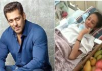 सलमान को भगवान की तरह पूजना चाहती हैं यह अभिनेत्री, कहा-बीमारी से बचाकर मुझे दिया नया जीवन