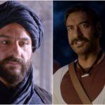 'शंकरा रे शंकरा' तानाजी का धांसू सांग हुआ रिलीज, अजय और सैफ का दमदार लुक मचा देगा धमाल