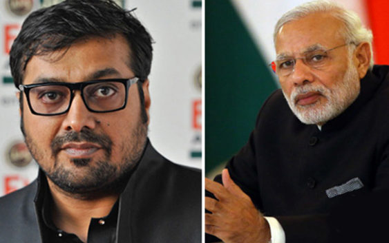 Anurag kashyap comment on PM