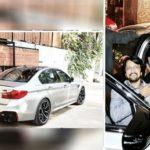 सलमान ने एक बार फिर दिखाई दिलदारी, दबंग 3 के विलेन को गिफ्ट की 1.5 करोड़ की BMW कार