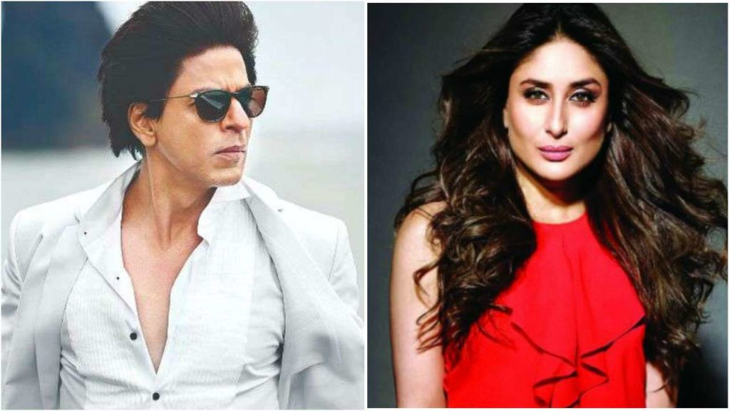 SRK back in 2020 with kareena