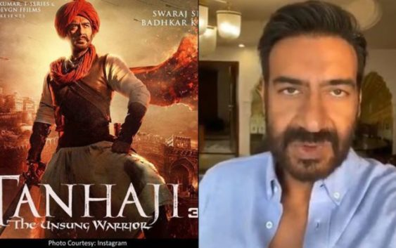 Ajay devgan on Tanhaji