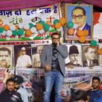 दिल्ली चुनाव के बाद आज शहीन बाग पहुंचे अनुराग कश्यप, कहा-हम यहां से हटने वाले नहीं..