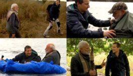 ManVsWild : PM मोदी के साथ शुरू हुआ सफर अब फिल्म स्टार्स तक आ पहुंचा, सब एडवेंचर कर रहे