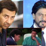 जब शाहरुख खान पर भड़क गए थे सनी देओल, एक हाथ से ही फाड़ दी थी पैंट