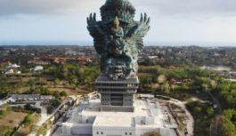 इस मुस्लिम आबादी वाले देश में है भगवान विष्णु की सबसे ऊंची मूर्ति, 28 साल में बनकर हुई तैयार