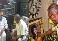 सुशांत सिंह राजपूत के परिजनों से मिले नाना, कहा- ऐसा लग रहा कि मेरा बेटा मुझसे दूर चला गया