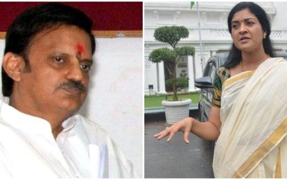 Former Minister Rajendra ask sonu sood for help