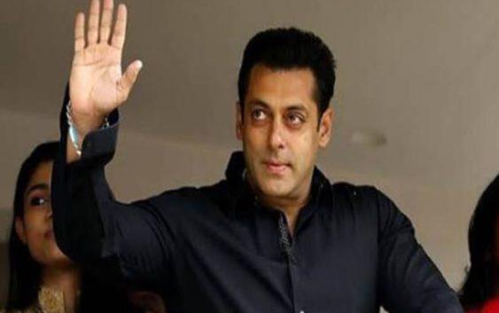 Salman khan Help spot boy wife
