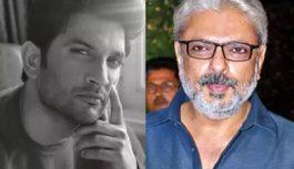 सुशांत मामले में संजय लीला भंसाली का बड़ा बयान, कहा- मैंने उनको अपनी फिल्मों से कभी नहीं निकाला
