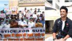 Justice For Sushnat मुहीम हुई तेज, अभिनेता को न्याय दिलाने के लिए जगह-जगह फैंस कर रहे प्र'दर्शन