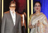 बच्चन साहब के बाद अभिनेत्री रेखा के घर भी कोरोना ने दी दस्तक, सुरक्षा कर्मी पाया गया पॉजिटिव!