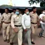 Video: देखें विकास की गिरफ्तारी के बाद का पहला वीडियो, जब पुलिस के सामने फिर दिखाई द'बंगई..