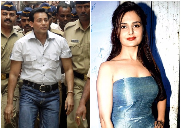 monica bedi in jail for illegal