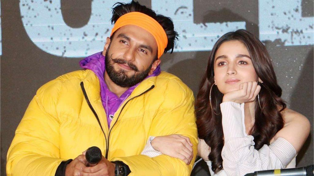 आलिया के साथ रोमांस करेंगे रणवीर सिंह
