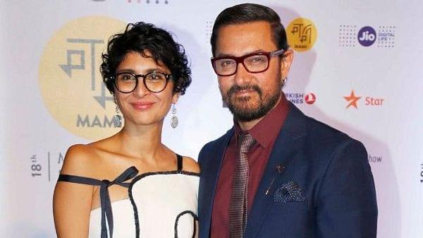आमिर बोले हम अभी भी एक दूसरे के साथ हैं