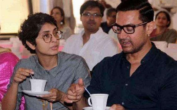 तलाक के बाद आमिर बोले हम अभी भी एक दूसरे के साथ हैं