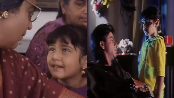 शाहरुख़ के साथ भी फिल्म कर चुकी हैं फातिमा सना