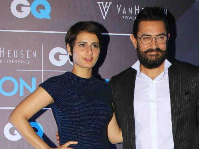 आमिर के साथ अफेयर पर फातिमा का बड़ा बयान