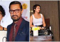 किरण से अलग हुए आमिर को लोग देने लगे तीसरी शादी की बधाइयां, दुल्हन भी खुद ढूंढ लाये..देखें फोटो