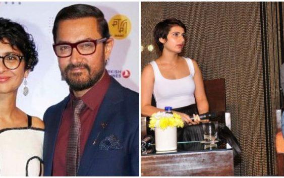 आमिर ने दिया तलाक, लोगों को याद आई फातिमा