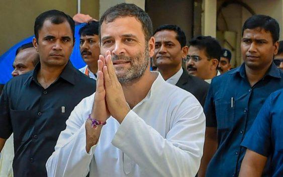 राहुल बोले- GST से लक्ष्मी माता की शक्तियां कम हो गई