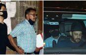 आर्यन खान की गिरफ्तारी के बाद देर रात शाहरुख़ से मिलने पहुंचे भाईजान, मीडिया के कैमरे देख गुस्साए!